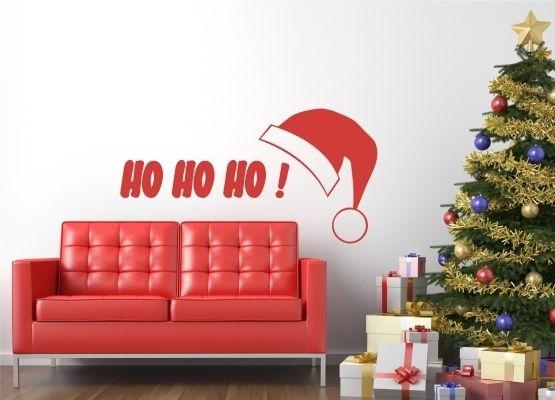 wandtattoo weihnachten nikolausm tze. Black Bedroom Furniture Sets. Home Design Ideas