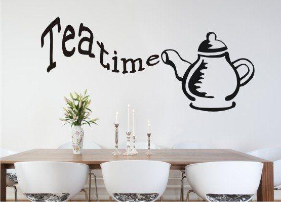 Küche - Teatime
