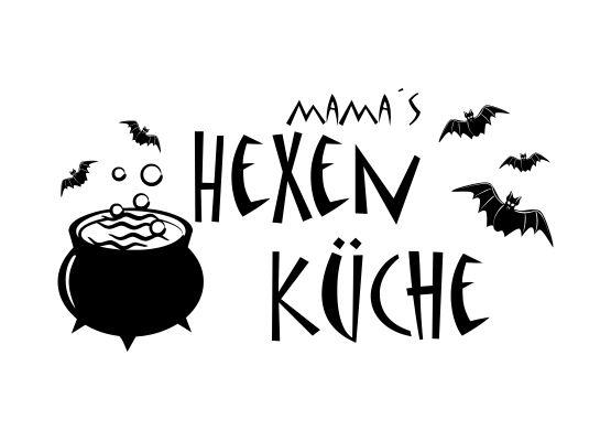 Küche - Hexenküche | {Wandtattoo küche 17}