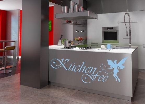 Wandtattoo Küche - Küchenfee